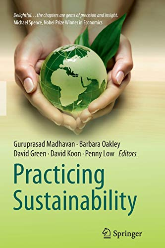 Download Practicing Sustainability 148998898X