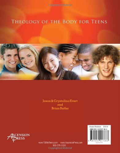 theology of the body The theology of the body for teens middle school program is divided into 8 unique segments that reflect the pedagogical approach of john paul ii's revolutionary teaching.