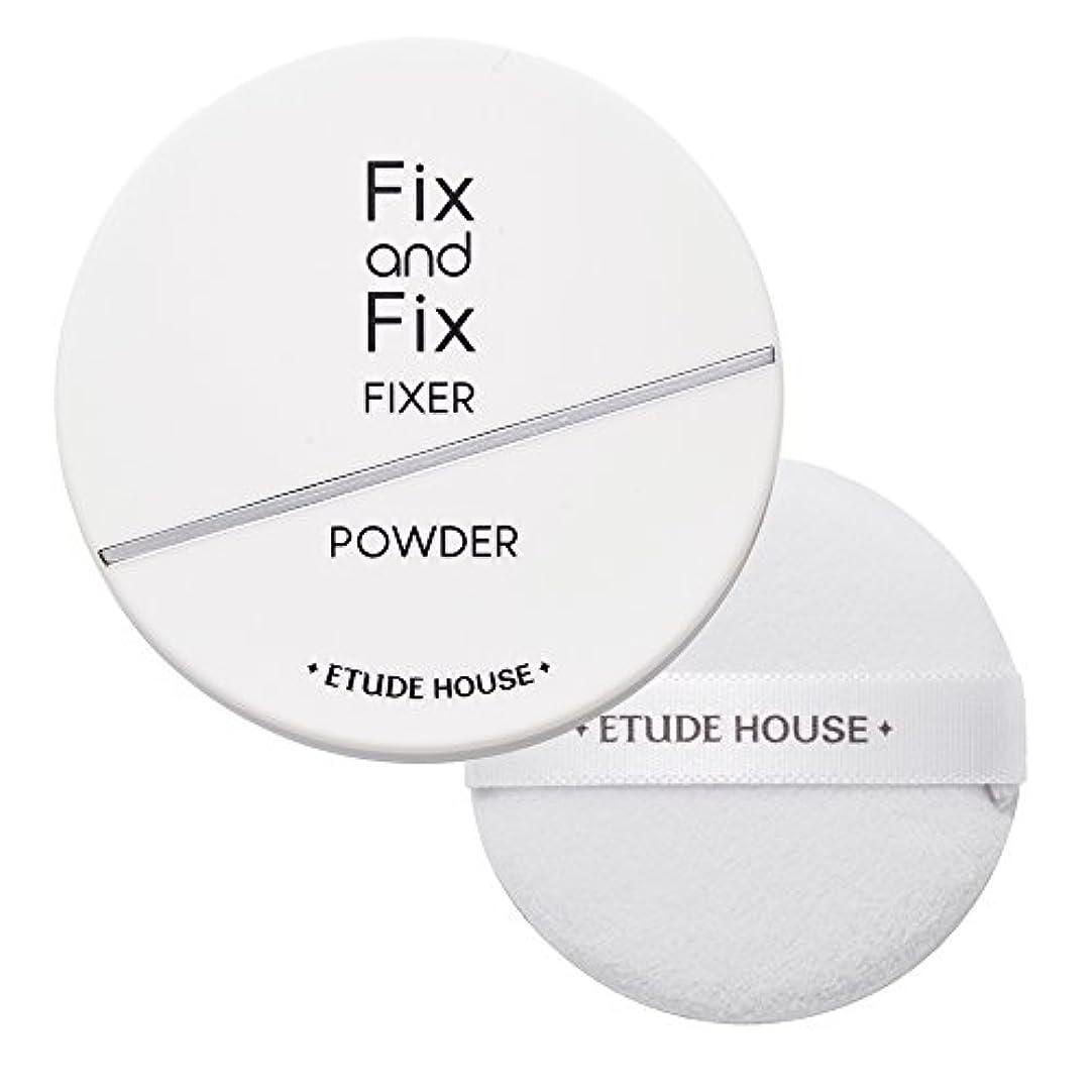 節約スロー神経障害エチュードハウス(ETUDE HOUSE) フィックス&フィックス パウダーフィクサー