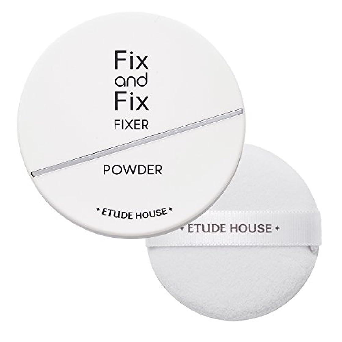 内向き使用法ビデオエチュードハウス(ETUDE HOUSE) フィックス&フィックス パウダーフィクサー