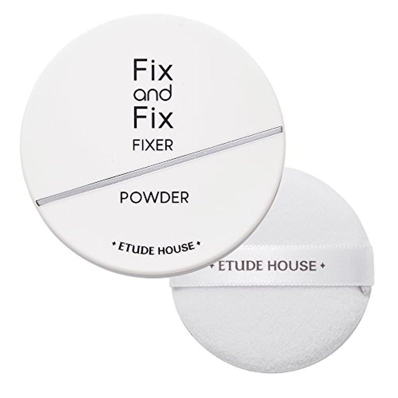 刻む修士号深めるエチュードハウス(ETUDE HOUSE) フィックス&フィックス パウダーフィクサー