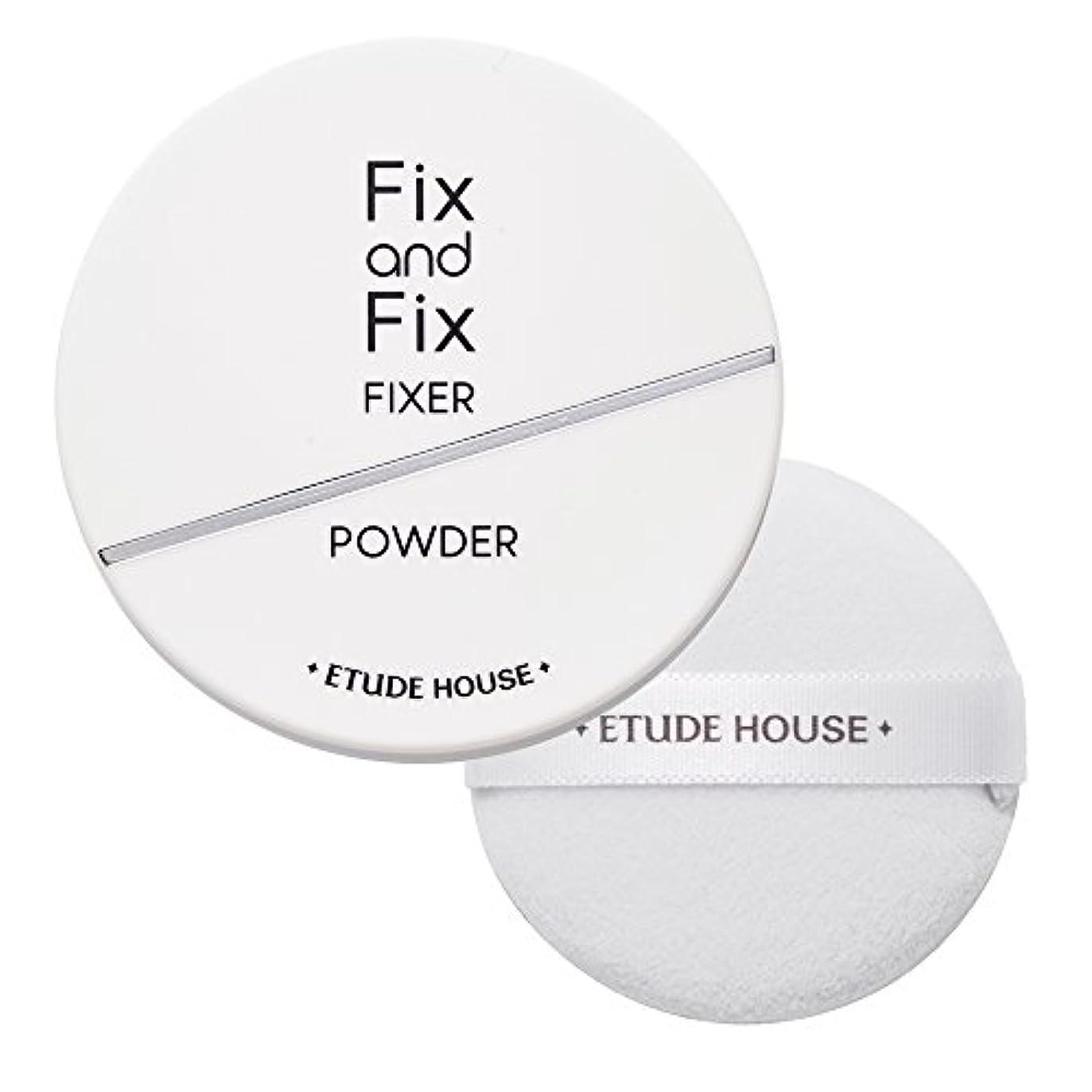リダクターもっともらしい海峡エチュードハウス(ETUDE HOUSE) フィックス&フィックス パウダーフィクサー