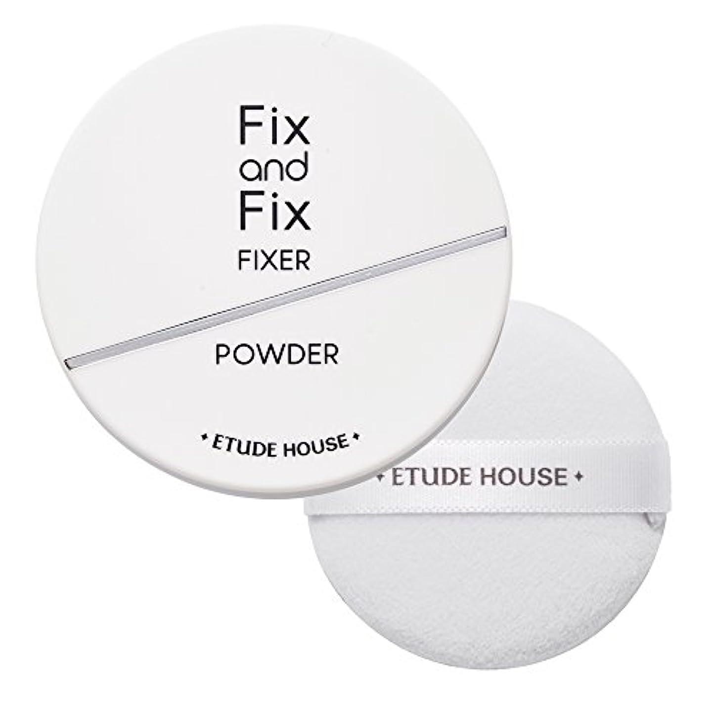 他に大裁定エチュードハウス(ETUDE HOUSE) フィックス&フィックス パウダーフィクサー