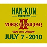 「VOICE MAGICIAN II~SOUND of the CARIBBEAN~」初回盤(完全限定生産盤)