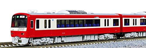 KATO Nゲージ 京浜急行 2100形 8両セット 特別企画品 10-1309 鉄道模型 電車
