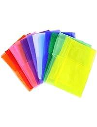 ADEA スカーフ シフォン 正方形 四角 リトミック スカーフ遊び ダンス 12色