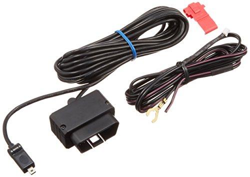 コムテック OBD2接続アダプター(輸入車用) OBD2-IM レーダー探知機用オプション メーター機能 電源供給