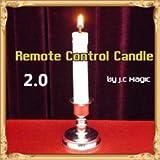 リモートコントロールキャンドル2.0 何度も点火可能!J-STAGE