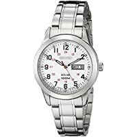 Seiko Women's Silvertone Solar Watch