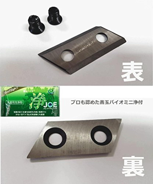 【替刃】YARD FORCE (ヤードフォース)枝シュレッダー専用 (2刃入)