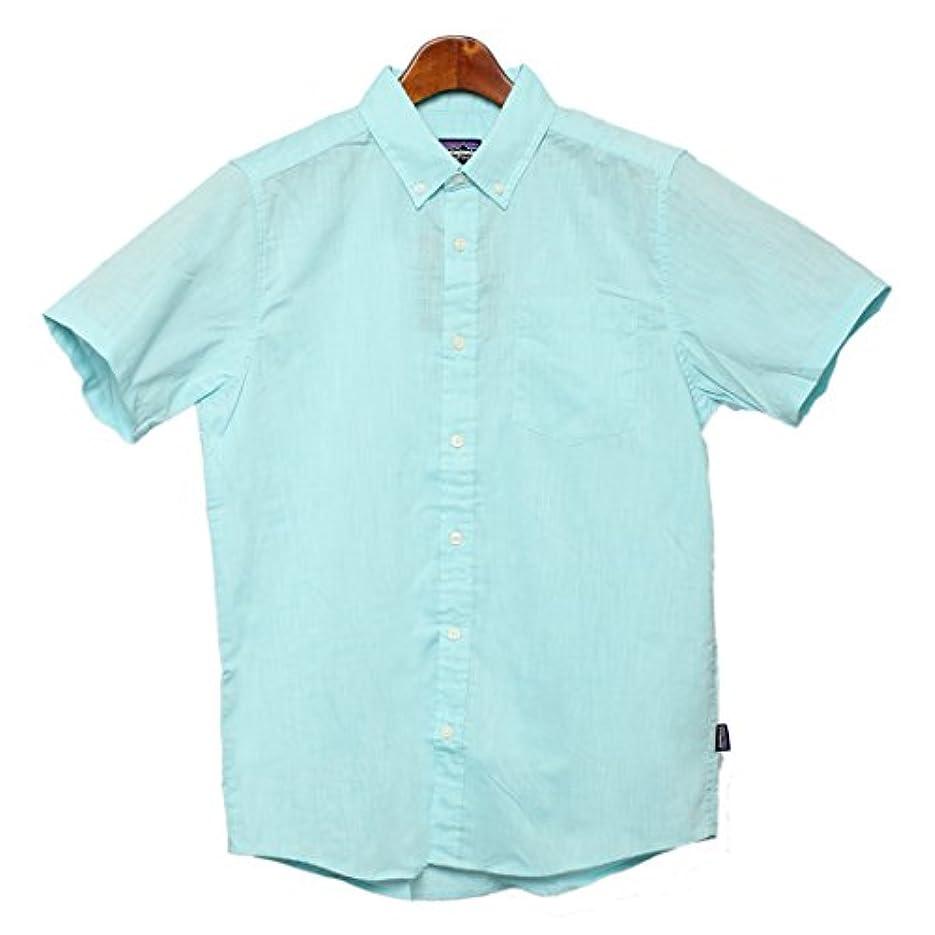 おかしいフレアフォーマル(パタゴニア)PATAGONIA 半袖シャツ ブラフサイド シャツ 54121 トップス シャツ メンズ [並行輸入品]