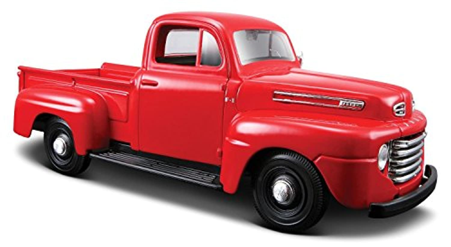 Maisto 1:25 Scale 1948 Ford F-1 Pickup Diecast Truck Vehicle (Colors May Vary) [並行輸入品]