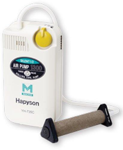 ハピソン(Hapyson) YH-735C 乾電池式エアーポ...