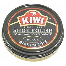 Kiwi Shoe Polish: Black