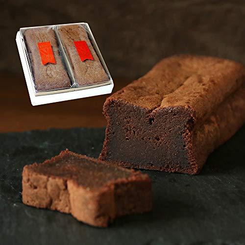 濃厚 ガトーショコラ チョコレート 川本屋茶舗 (ホール2本)