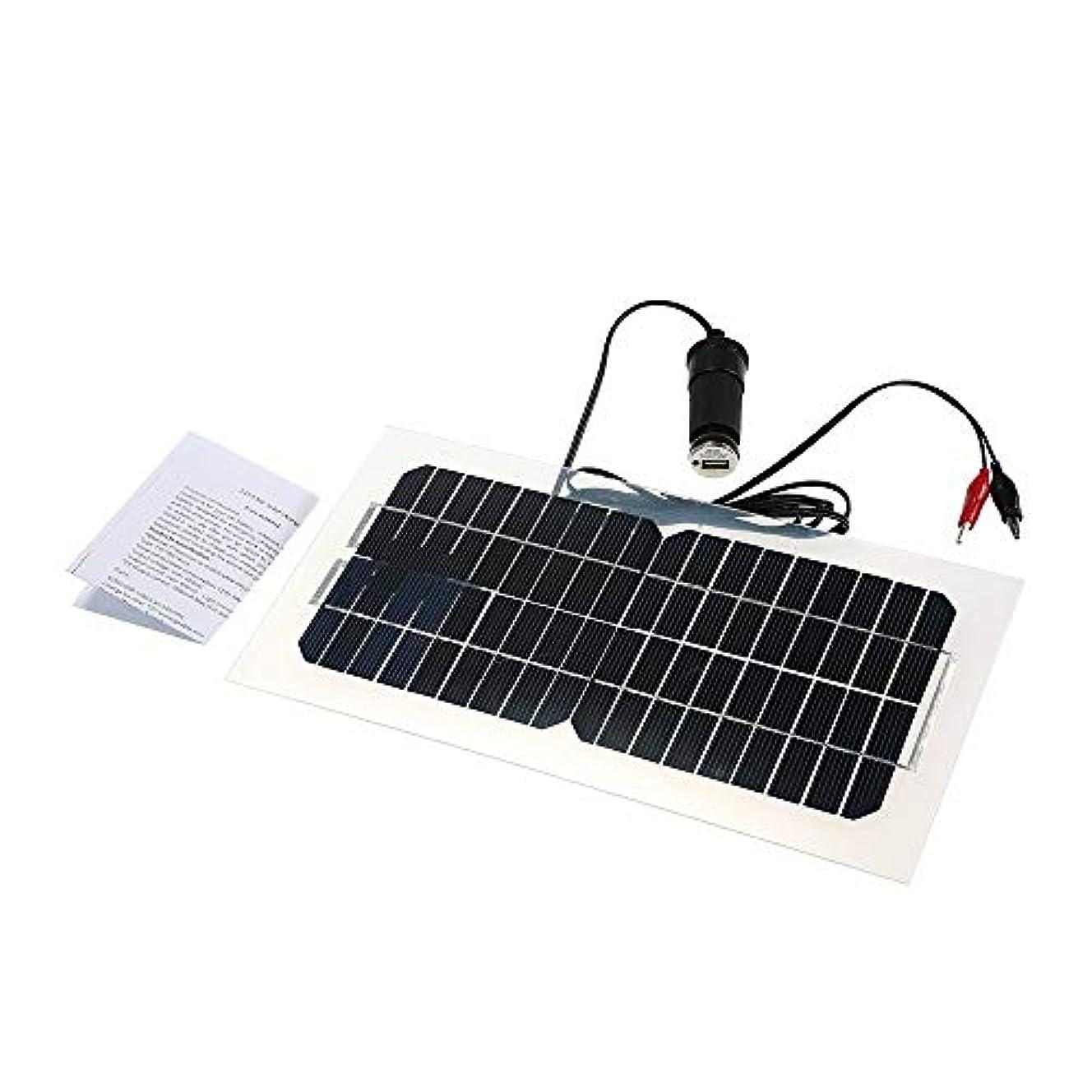 証言する粘り強いありがたいケーブルが付いている18V 5.5W 31.5 x 16.5 x 0.15CMの半適用範囲が広い太陽電池パネル