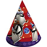 Madagascar 3 Cone Hats by kidspartyworld. Com