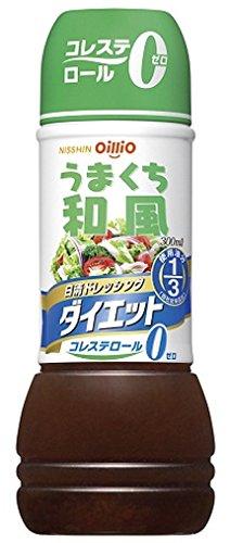 日清 ドレッシングダイエット うまくち和風 300mL