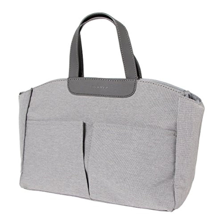 JOKnet ミニトートバッグ トートバッグ ベビーカーストラップ付き はっ水 ハンドバッグ 手提げバッグ マザーズバッグ