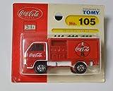 トミカ (ブリスター) No.105 コカ・コーラ ルートトラック