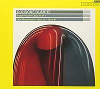 ハイドン&メンデルスゾーン:弦楽四重奏曲