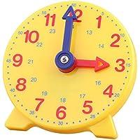 学習時計 生徒用 アクティビティガイド付き 【知育玩具 算数教材 時間 Student Clock 時計の学習ができる学習用時計 時間を学べる算数教材として活用可能