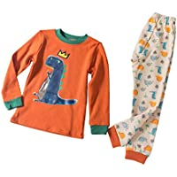 3f4ddf5189664 子供服 パジャマ 長袖 寝巻き 恐竜 キッズ 綿 子供 女児 子供ルームウェア 寝間着 女の子