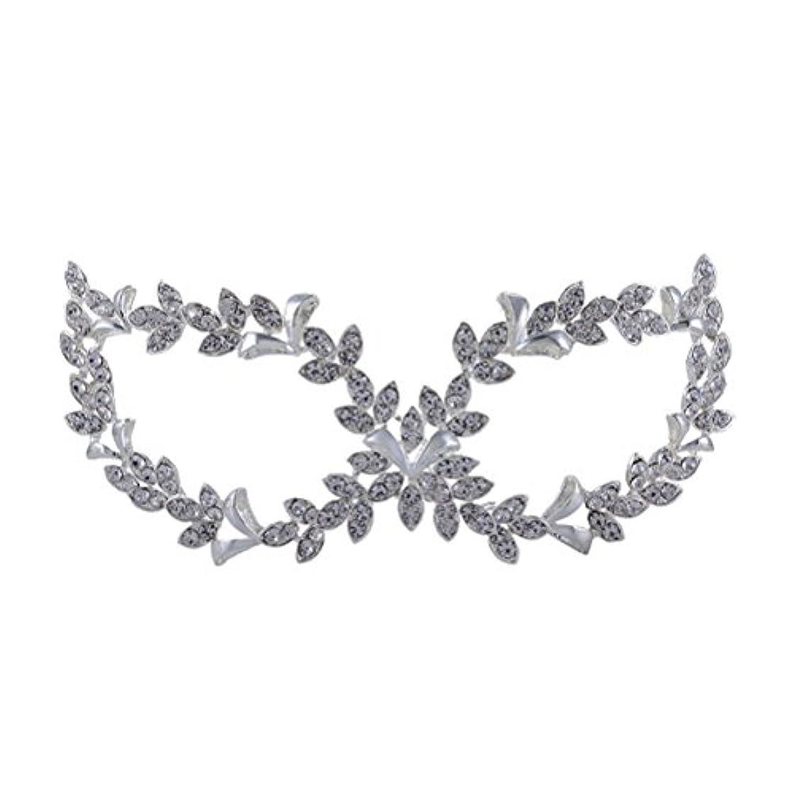 差本質的ではないビジュアルROSENICE 仮面舞踏会マスク 調節可能