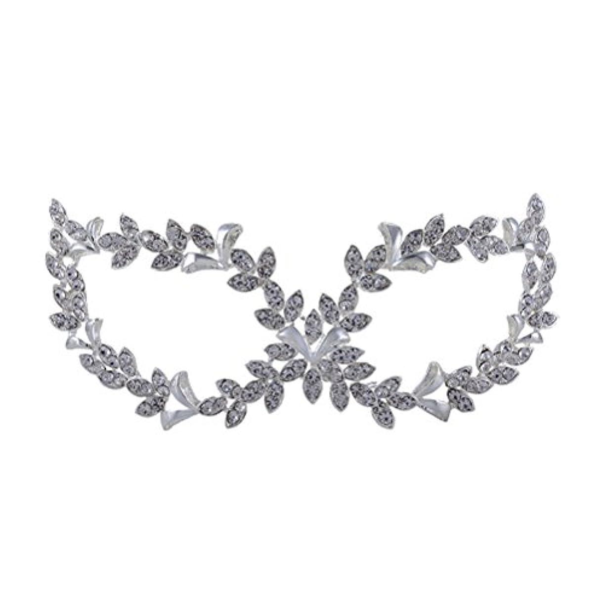 男らしいほのか慣れるROSENICE 仮面舞踏会マスク 調節可能