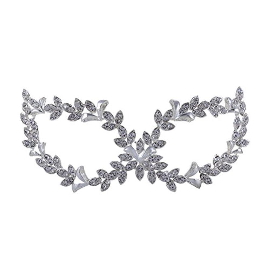失効ユニークな脆いROSENICE 仮面舞踏会マスク 調節可能