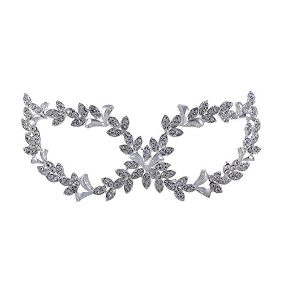 組み合わせる補助実施するROSENICE 仮面舞踏会マスク 調節可能
