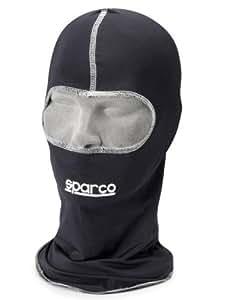 SPARCO スパルコ フェイスマスク BASIC(ベーシック) ドライメッシュ ブラック レーシングカート・スポーツ走行会用
