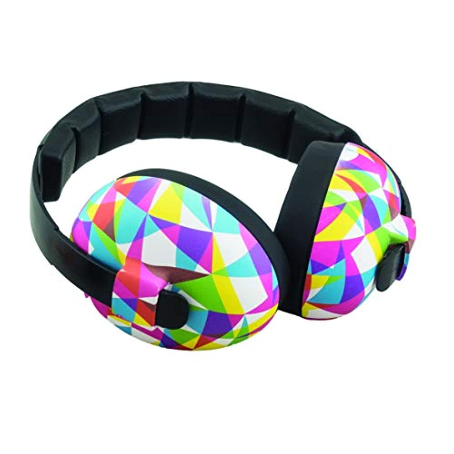 Baby Banz earBanZ Infant Hearing Protection, Geo Print, 3+ Months by Baby Banz [並行輸入品]
