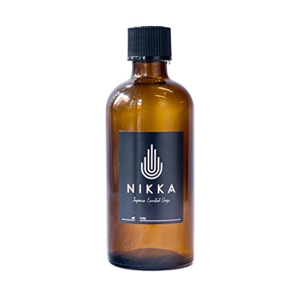 ドキドキエレクトロニック統治するNIKKA エッセンシャルオイル 杉 100ml