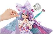リカちゃん ドール ゆめいろリカちゃん カラフルチェンジ (おもちゃ屋が選んだクリスマスおもちゃ2020 「女の子向け玩具」部門2位選出商品)