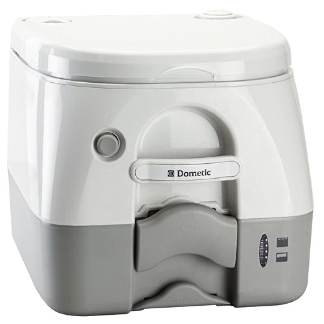 時代遅れ連想映画Dometic SeaLand 974MSD Portable Toilet 2.6 Gallon Grey w/Brackets by Dometic Sanitation