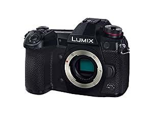 Panasonic ミラーレス一眼カメラ ルミックス G9 ボディ ブラック DC-G9-K