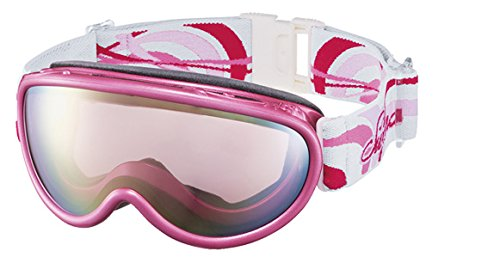 SWANS(スワンズ) 2013-14モデル レディース スキー・スノーボード用ゴーグル TEFU-MDH-S (メタリックピンク[MEPI])