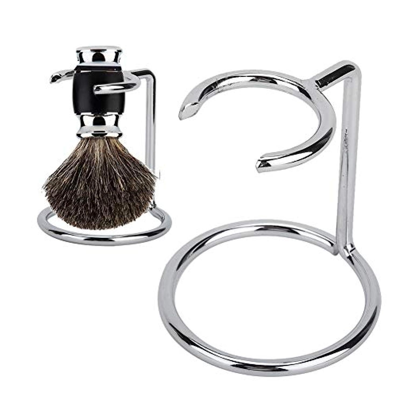 伝染性のくつろぐフットボール剃毛ブラシ立場、ステンレス鋼材料はサロンの使用のための適した錆の流行の安全ブラシホルダーを防ぎます家の使用および旅行使用