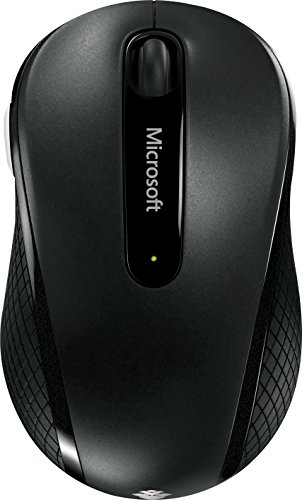 【Amazon.co.jp限定】マイクロソフト ワイヤレス ブルートラック マウス Wireless Mobile Mouse 4000 ストーン ブラック D5D-00014