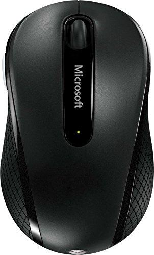 【Amazon.co.jp限定】マイクロソフト ワイヤレス ブルートラック マウス Wireless Mobile Mouse 4000 ストーン ブラック D5D-00014