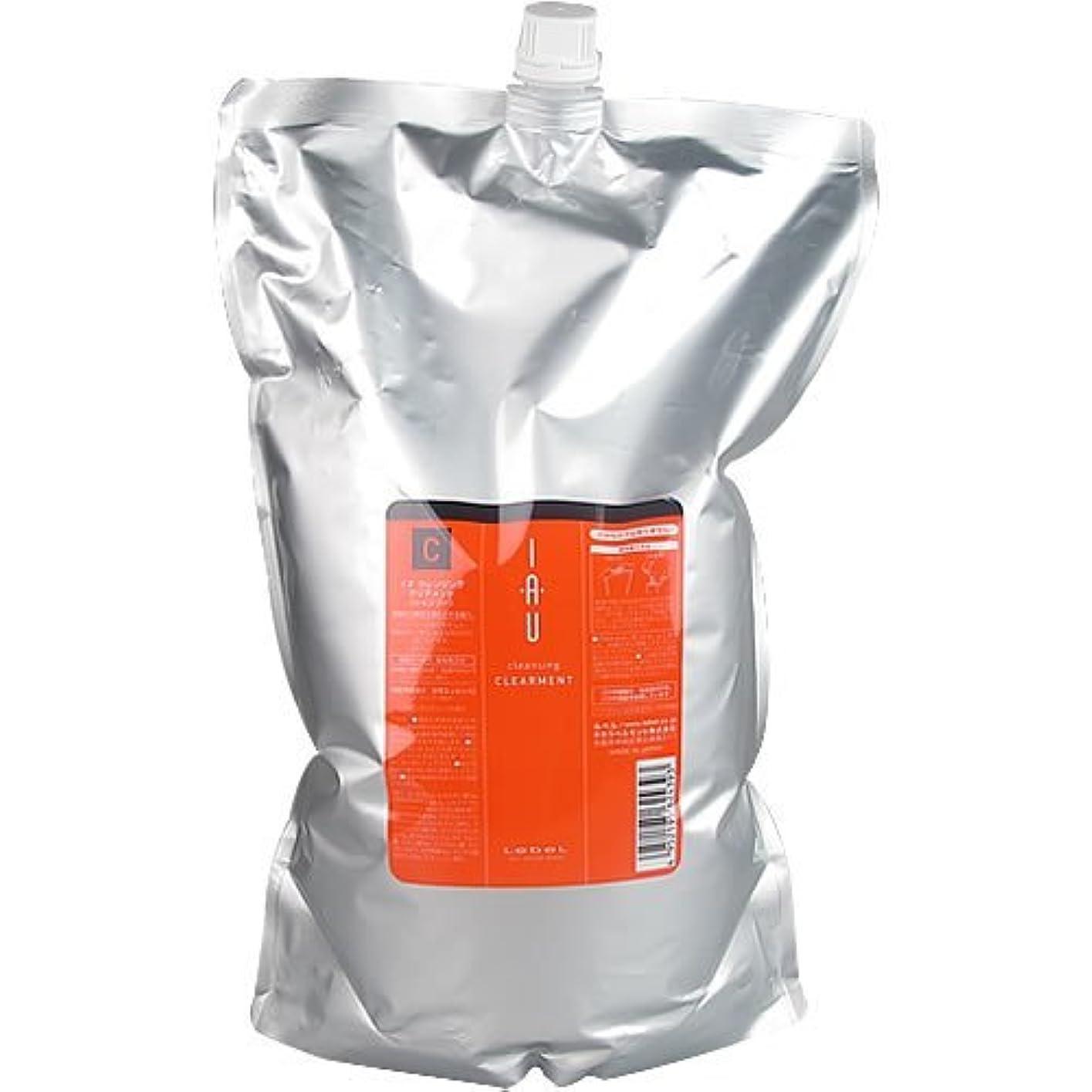 柔らかさ航空機弾丸ルベル(Lebel) イオ クレンジング クリアメント 詰め替え用 2500ml[並行輸入品]