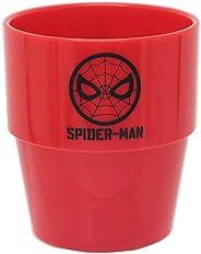 スパイダーマン[プラカップ]スタッキング タンブラー S3/レッド マーベル