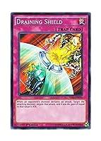 遊戯王 英語版 YS16-EN036 Draining Shield ドレインシールド (ノーマル) 1st Edition