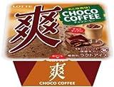 ロッテ 爽 チョココーヒー チョコチップ入り190ml×18個