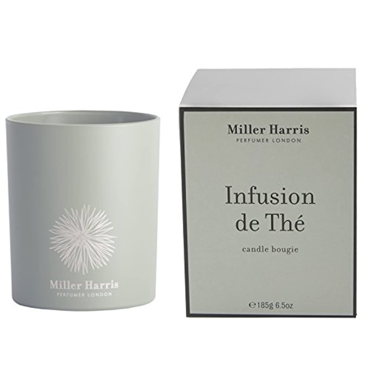 パークインタネットを見る男らしさミラーハリス Candle - Infusion De The 185g/6.5oz並行輸入品