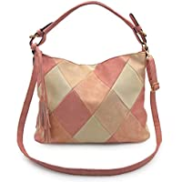 Womens Hobo Leather Handbag & houlder Bag Top Handle Satchel Bags