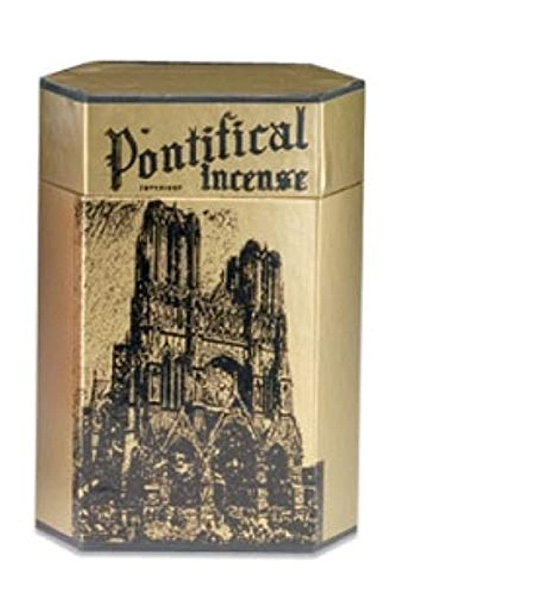 問い合わせ検証Pontifical Incense Incense 1lb – Christianブランド教会供給