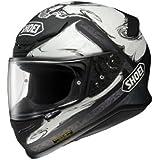 ショウエイ(SHOEI) バイクヘルメット フルフェイス Z-7 SEELE (ゼーレ) TC-6(WHITE/BLACK マットカラー) L(59cm)