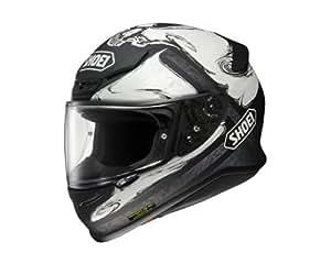 ショウエイ(SHOEI) バイクヘルメット フルフェイス Z-7 SEELE (ゼーレ) TC-6(WHITE/BLACK マットカラー) M(57cm)